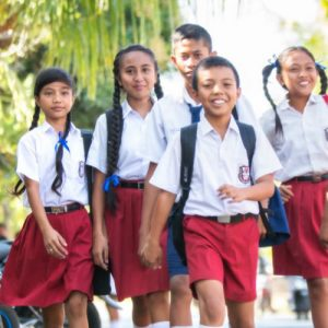 Donate to the Bali Children Foundation